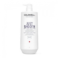 Goldwell Dualsenses Just Smooth Taming Shampoo - Разглаживающий шампунь для непослушных волос 1000мл