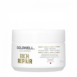 Goldwell Dualsenses Rich Repair 60sec Treatment – Уход за 60 секунд 200 мл