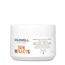 Goldwell Dualsenses Sun Reflects After-Sun 60sec Treatment - Интенсивный уход за 60 секунд 200мл