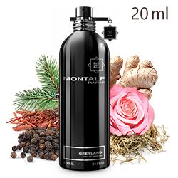 "Montale Greyland ""Грейленд"" - Парфюмерная вода 20ml"