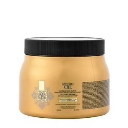 L'Oreal Professionnel Mythic Oil Masque For Normal To Fine Hair - Маска для тонких волос 500мл