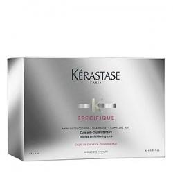 Kerastase Specifique Cure Intensive Anti-Chute a Aminexil GL - Массаж-уход от выпадения с Аминексилом 42х6мл