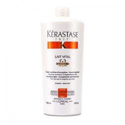 Kerastase Nutritive Irisome Lait Vital Iris Royal-Молочко Витал для питания нормальных и слегка сухих волос 1000 мл