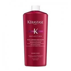 Kerastase Reflection Bain Chromatique Riche Шампунь для поврежденных окрашенных и мелированных волос 1000 мл