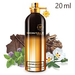 Montale Leather Patchouli «Кожаный пачули» - Парфюмерная вода 20ml