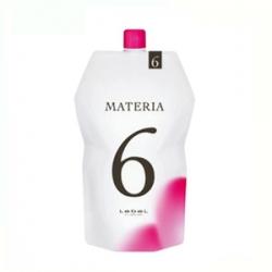 LEBEL Оксидант для красителя New Materia OXY 6%  100мл (Розлив)