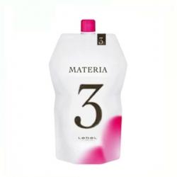 LEBEL Оксидант для красителя New Materia OXY 3%  1000 мл