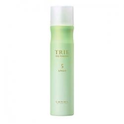 Lebel Trie Powdery Spray 5 - Спрей-пудра средней фиксации с матирующим эффектом 170 гр