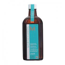 Moroccanoil Light Treatment for blond or fine hair - Масло восстанавливающее для тонких светлых волос 200 мл