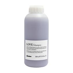 Davines Essential Haircare Love smoothing shampoo - Шампунь для разглаживания волос 1000 мл