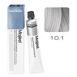Loreal Majirel Cool Inforced - Краска для волос 10.1 Очень очень светлый блондин пепельный 50 мл