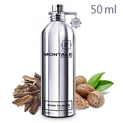 Montale Musk to Musk «Мускус к мускусу» - Парфюмерная вода 50ml