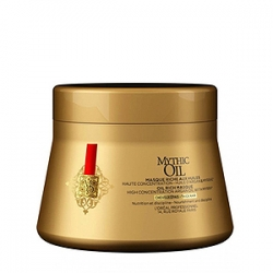 L'Oreal Professionnel Mythic Oil Masque For Thick Hair - Маска для плотных волос 200мл
