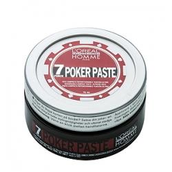 L'Oreal Professionnel Homme Poker Paste - Паста Моделирующая Покер Экстремально Сильной Фиксации (фикс. 7) 75 мл