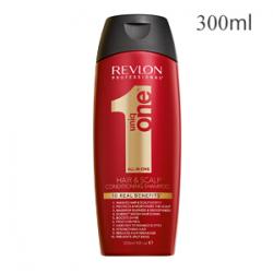 Revlon Professional Uniq One All In One Conditioning Shampoo - Шампунь-кондиционер для всех типов волос 300 мл