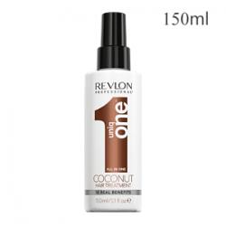 Revlon Professional Uniq One All In One Hair Treatment Coconut - Маска-спрей несмываемая для всех типов волос 150 мл