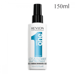 Revlon Professional Uniq One All In One Hair Treatment Lotus Flower - Маска-спрей несмываемая для всех типов волос 150 мл