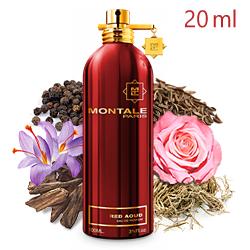 Montale Red Aoud «Красный уд» - Парфюмерная вода 20ml