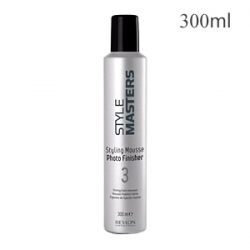 Revlon Professional Style Masters Styling Mousse Photo Finisher 3 - Мусс для волос сильной фиксации 300 мл