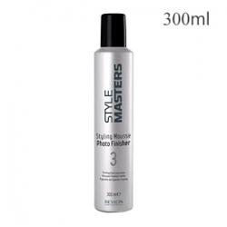 Revlon Professional Style Masters Styling Mousse Photo Finisher 3 - Мусс для волос сильной фиксации 300 мл
