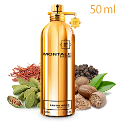 Montale Santal Wood «Сандаловый лес» - Парфюмерная вода 50ml