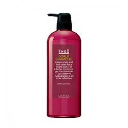 Lebel Theo Scalp Shampoo - Многофункциональный мужской шампунь 600 мл