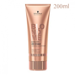 Schwarzkopf Professional BlondMe Keratin Restore Blonde Conditioner - Кондиционер для светлых волос 200 мл