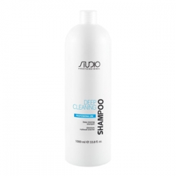 Kapous Studio - Шампунь глубокой очистки для всех типов волос 1000 мл