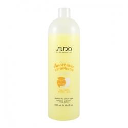 Kapous Aromatic Symphony - Шампунь для всех типов волос  «Молоко и Мед»  1000 мл