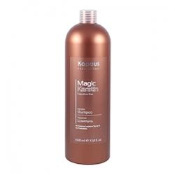 Kapous Magic Keratin - Шампунь для волос с кератином 1000 мл