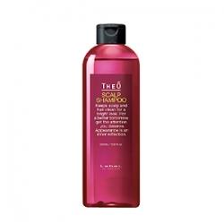Lebel Theo Scalp Shampoo - Многофункциональный мужской шампунь 320 мл