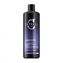TIGI Catwalk Fashionista Shampoo - Шампунь для коррекции цвета осветленных волос 750мл