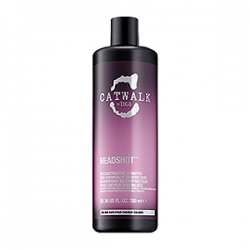 TIGI Catwalk Headshot Shampoo - Шампунь для восстановления поврежденных волос 750мл