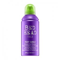 TIGI Bed Head Foxy Curls Extreme Curl Mousse - Мусс для создания эффекта вьющихся волос 250 мл