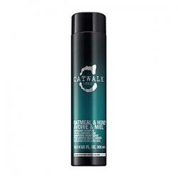 TIGI Catwalk Oatmeal & Honey Shampoo - Шампунь для питания сухих и ломких волос 300мл