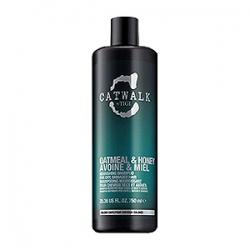 TIGI Catwalk Oatmeal & Honey Shampoo - Шампунь для питания сухих и ломких волос 750мл