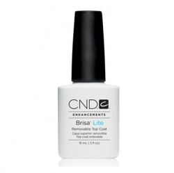 CND Brisa Lite Removable Top Coat - Базовое гелевое покрытие 15 мл.