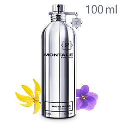 Montale White Musk «Белый мускус» - Парфюмерная вода 100ml