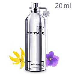 Montale White Musk «Белый мускус» - Парфюмерная вода 20ml