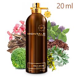 Montale Wild Aoud «Дикий уд» - Парфюмерная вода 20ml