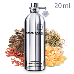 Montale Wood & Spices «Лес и специи» - Парфюмерная вода 20ml